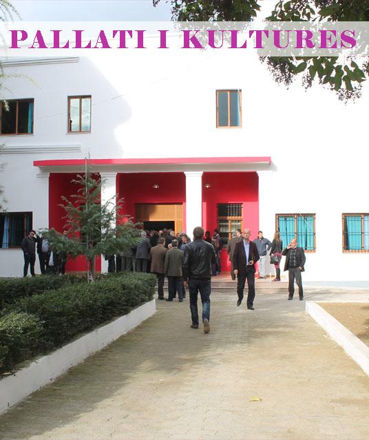 Pallati I Kultures